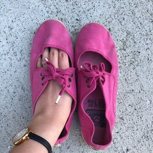 Made in Spain Victoria pink sneakers